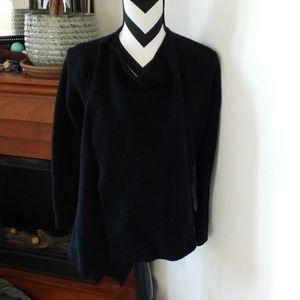 Ted Baker black cardigan size 3